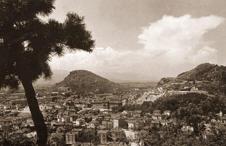 Пловдив 30 години на XX век.
