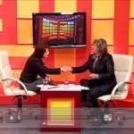 """Участие на г-жа Петрова в предаването """"Днес"""" на Нова Българска Телевизия"""