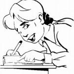 Състезания по математика и по български език и литература