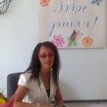 Анна Георгиева Мараджиева – Учител по биология и  химия